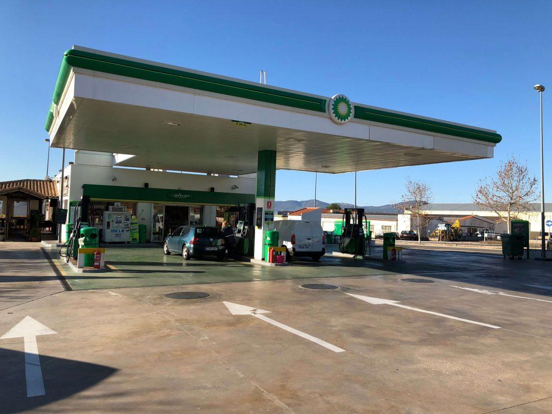 Gasolinera Ibi